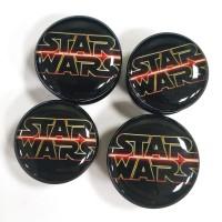 Акриловые плаги с надписью Star Wars