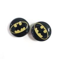 Плаги акриловые c лого Бэтмен