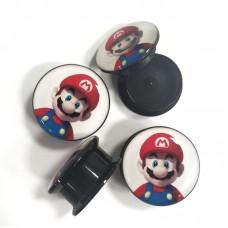Плаги акриловые с изображением Супер Марио