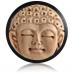 Плаг из кости Лицо Будды