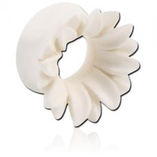 Тоннель Цветок молочный из кости