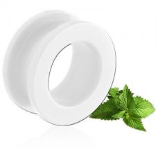 Тоннели белые из Биофлекса ароматизированные  Мята