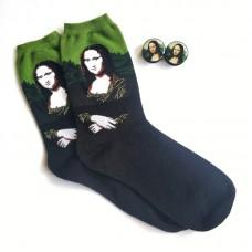 Набор Мона Лиза зеленый