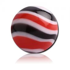 Акриловый цветной шарик 1,6мм