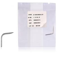 Игла для пирсинга изогнутая стерильная