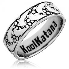 Стальное кольцо След покрышки